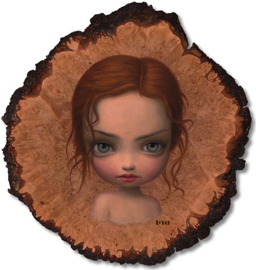 Maple Tree Nymph by Mark Ryden