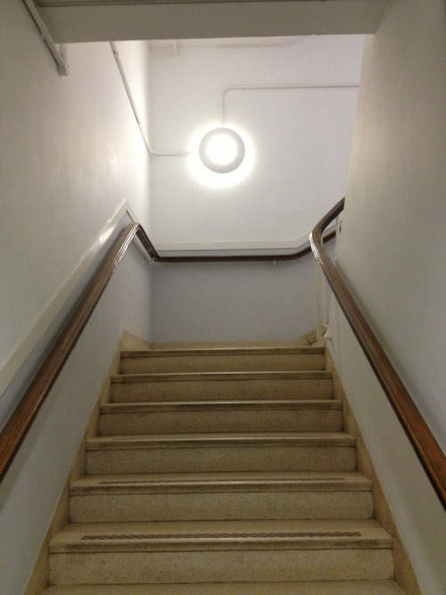 Stairway Light,  UCL Central House, London