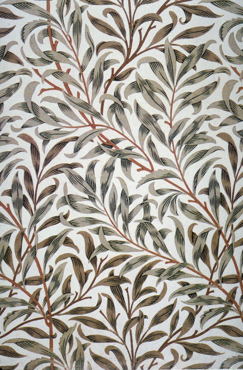 bajuz:  William Morris, Willow Bough, 1887