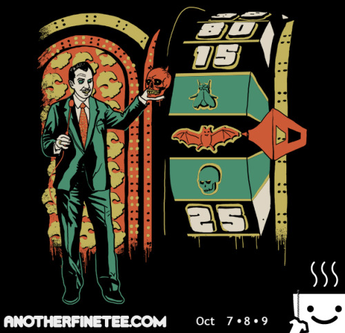 "Another Fine Tee: ""The Price Is Fright"" by Hillary White."