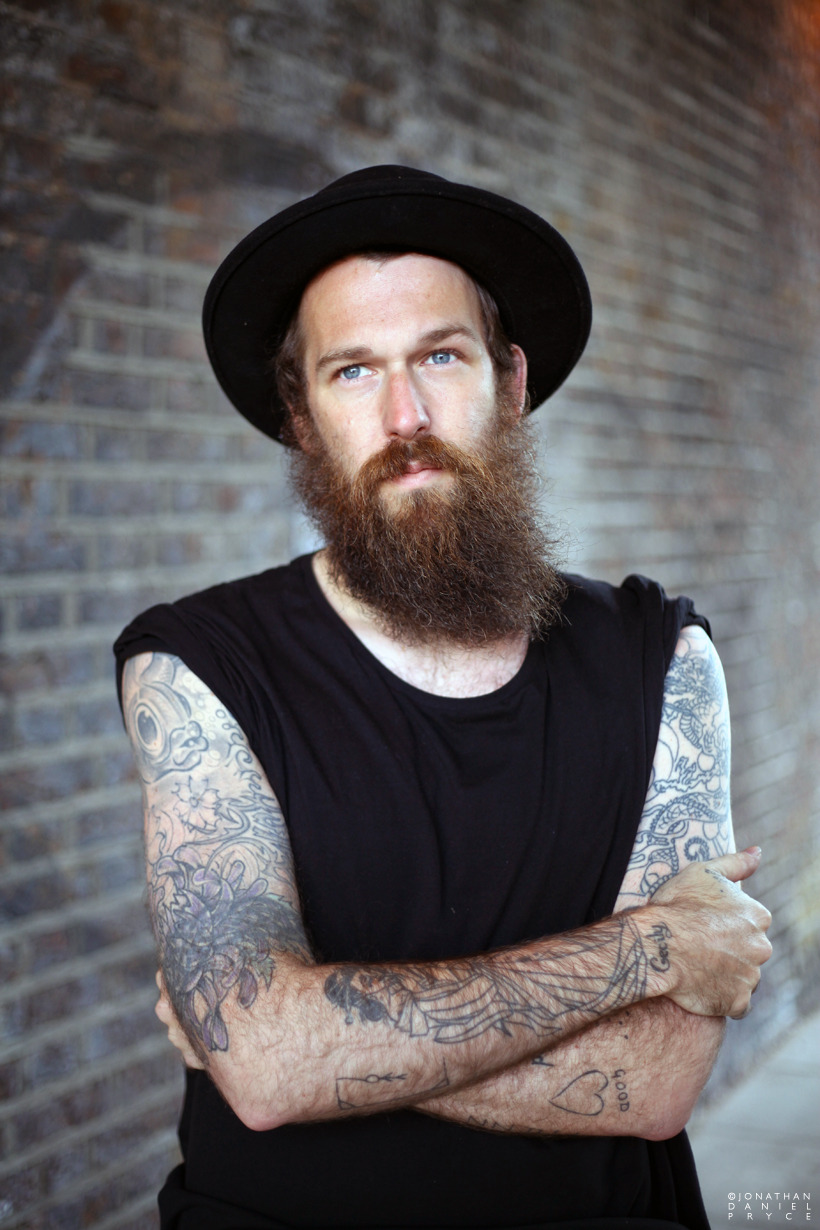 100beards:  99. Rich: Arbutus Street, London