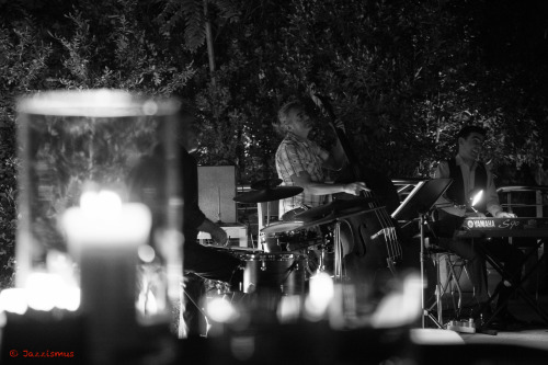 """Manos Saridakis Trio Live (Part II)"" (Gear: Canon EOS 5D Mk II, Zeiss Planar T* 50mm f/1,4 and Canon EF 24-105mm f/4.0L IS USM)."