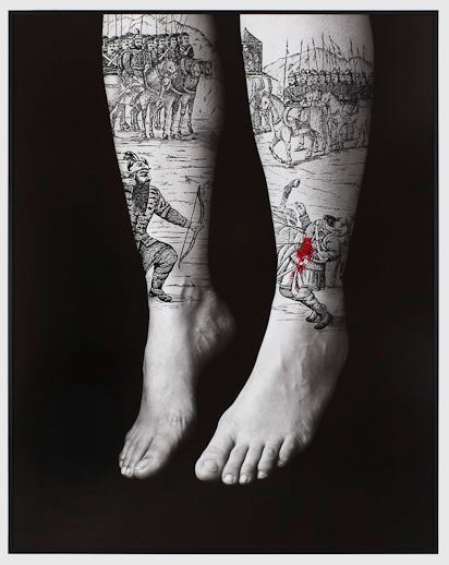 hermionesavva:  Shirin Neshat The Book of Kings