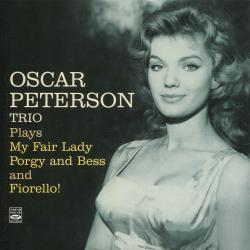Oscar Peterson Trio - Home Again (from