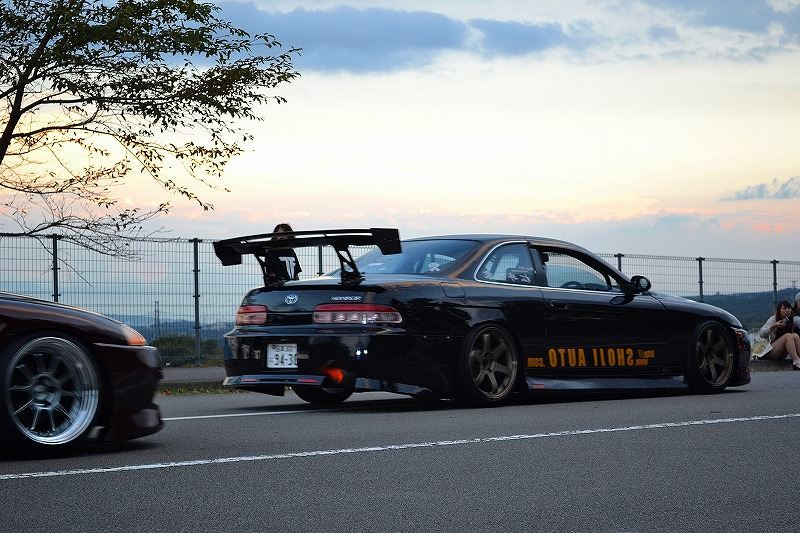 Superb Soarer.