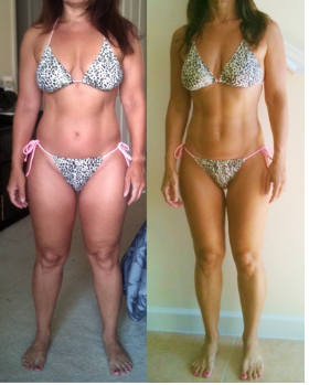 lnbmg:  OMG! I went on the HCG diet for 40 days & I lost 25 lbs! This diet takes a bit of discipline & IT WORKS if you follow the protocol. It's amazing to see your body change right before your eyes & the best part is that YOU KEEP IT OFF. I still have about 15 lbs to lose so I'm going on it again. LOVE THIS STUFF, IT'S THE ONLY THING THAT REALLY WORKS! Carmen S Hcg shots