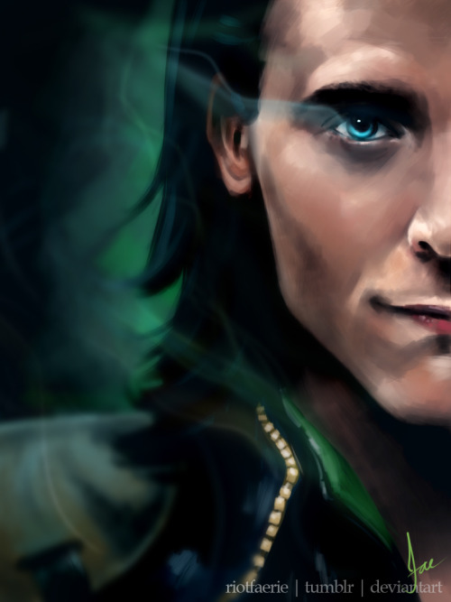 Loki - 'Shadow' 'I remember a shadow, living in a shade of your greatness.' I made this in 2 and half hour. XD Speed Paint: http://www.youtube.com/watch?v=D1z7hZDqKdE