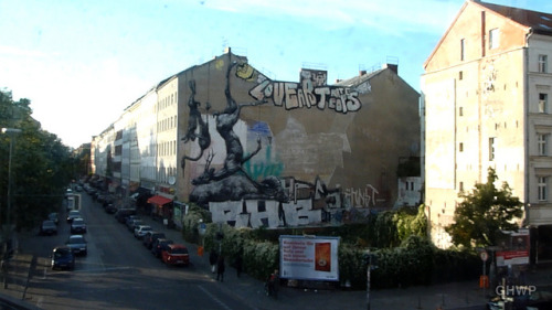 View from U1 Subway Kreuzberg, Berlin on Flickr.Via Flickr: Still from the 1-minute video U1 U-Bahn Subway - In A Berlin Minute (Week 127) Watch the video: youtu.be/706z1roZuaQ?hd=1
