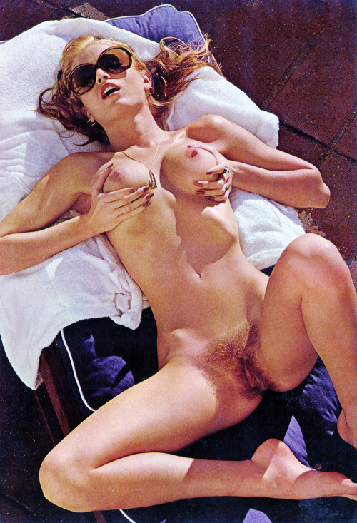 Claire Cuthbert, Men Only Magazine 1976