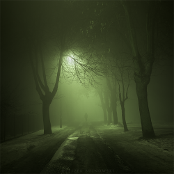 darkface:  At night. by ~Alshain4
