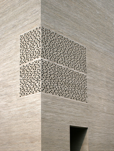 architectureofdoom:  Kolumba Museum, Cologne, Peter Zumthor, 1997-2007