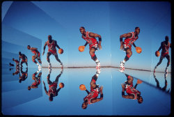 Michael Jordan, Chicago, Ill., 1991 by Walter Iooss