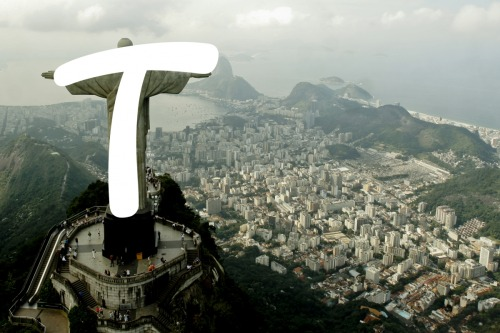 Rio 2016™ launches a font inspired by the logo and begins to build the visual identity of the Games  via Rio 2016