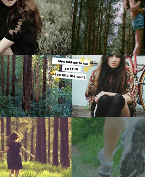 clockworktessa:  Alex told me to run, so I run. - Lena Holoway, Delirium