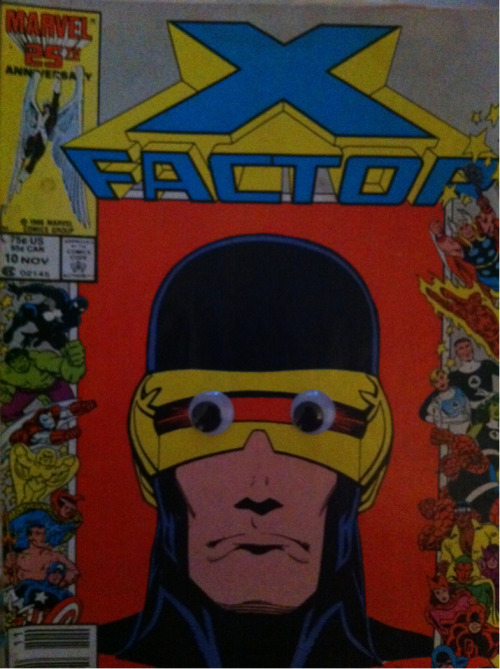 This is why googlying Cyclops never works.
