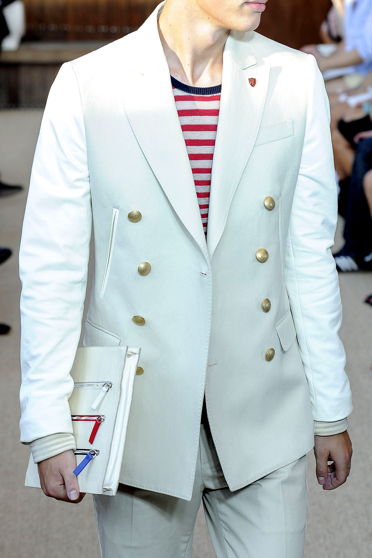 Details at Tommy Hilfiger Menswear Spring/Summer 2013