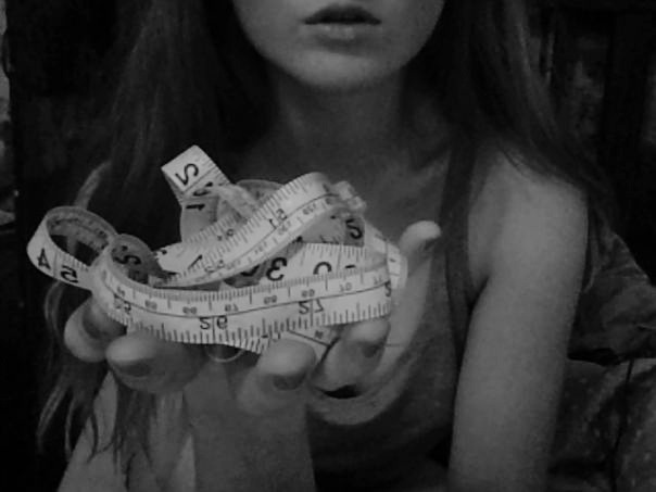 skinny-l0nging:  numbers rule my life; the weight on the scales the numbers on the tape measure the calorie count on the label they're all just numbers