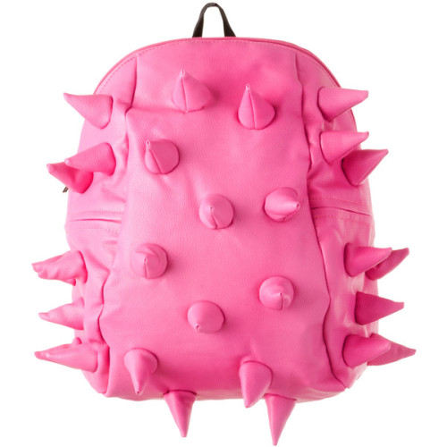 Backpack   ❤ liked on Polyvore (see more polka dot bags)