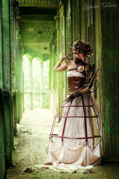 SteamPunk by Alexander Turchanin on the Behance Network (more photos via link, def worth checking out)
