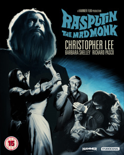 THE REAL RASPUTIN. DOUBLEPLAY DVD/BR RELEASE IS OUT 22 OCT 2012
