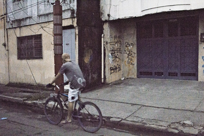 Biking in Manila on Flickr. Photo Credit: Matt Brasch