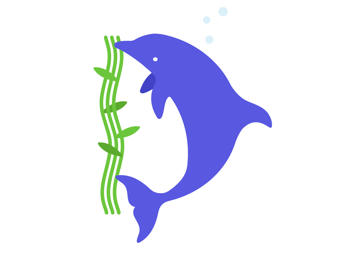 patrick-spiers-design:  D is for Dolphin Thanks for all the fish