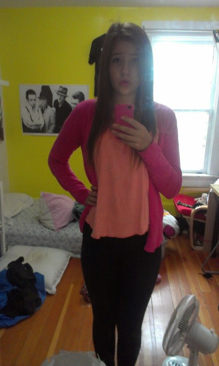 October 3rd,2012 Mean girls day. On Wednesdays we wear pink!