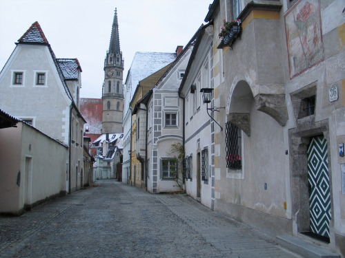 Steyr - Berggasse (by Been Around)