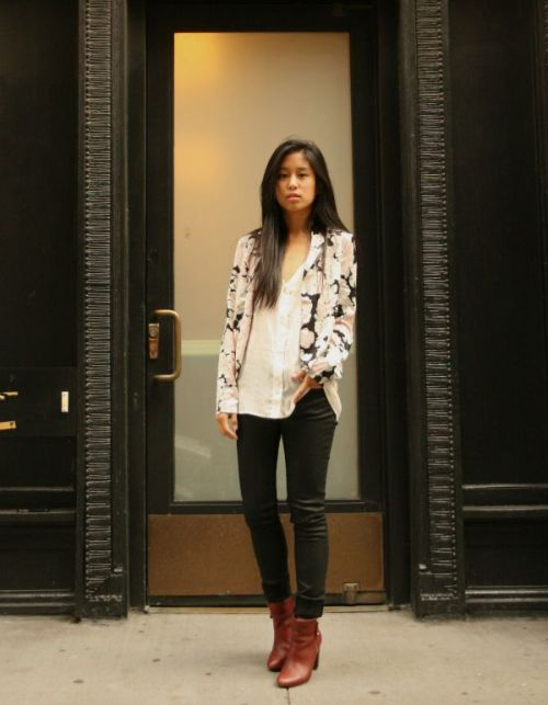 Fashion Click's Kristen Lam is one of our top personal-style bloggers this week! See more editors' faves here »