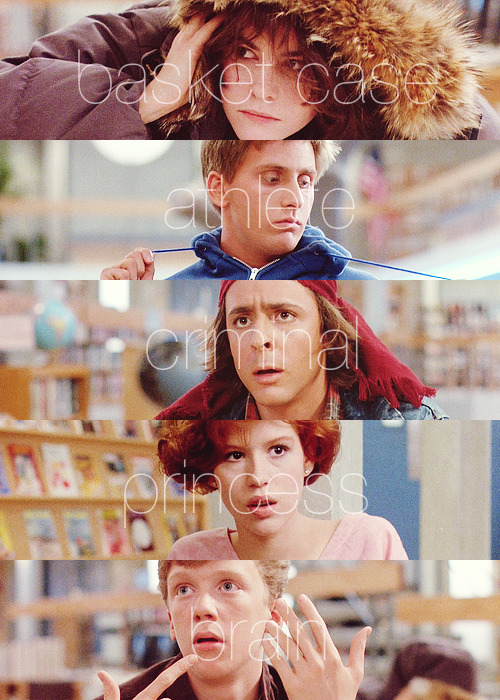 Sincerely yours, the Breakfast Club.