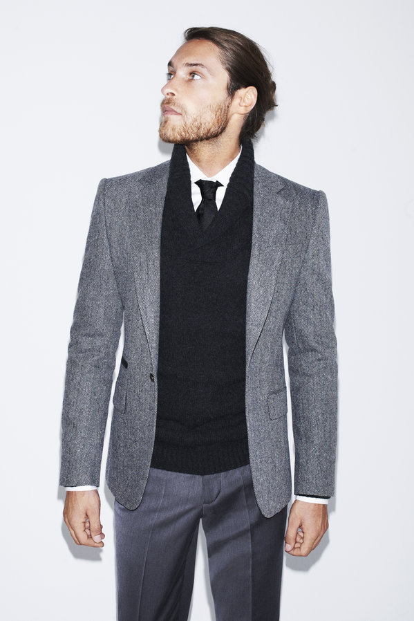 Zara Man October 2012 lookbook