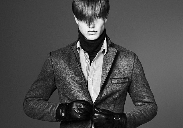 mensfashionworld:  Victor Cool Fall Winter 2012.13