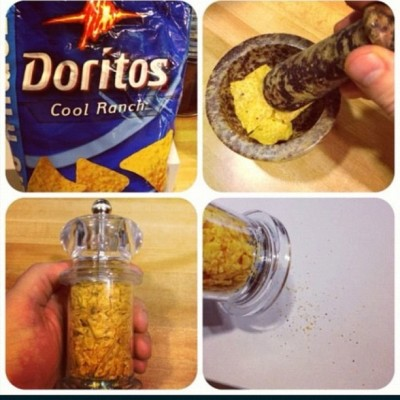 I need to try this…#doritos #seasoning #food #munchies #yum #nom #clever (Taken with Instagram)