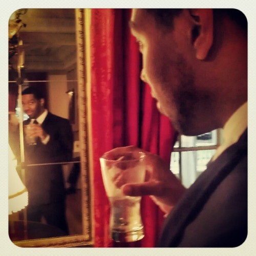 Working on my Bond image #SATISFIEDSundays  (Taken with Instagram)