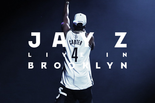 "Pre-Order JAY Z ""LIVE IN BROOKLYN"" Optic EP On iTunes"