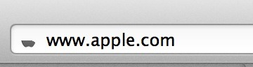Apple - The favicon was at half mast during the anniversary of Steve Jobs' death. /via ceenk