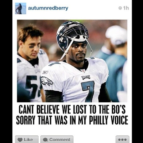 Lmao! I guess bul = Bo's to non-Philly folks @autumnredberry  (Taken with Instagram)