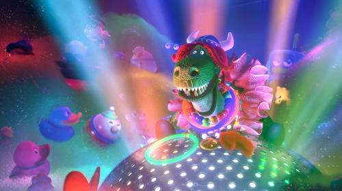 TOY STORY Short PARTYSAURUS REX Premieres Tomorrow Night On The Disney Channel. Read More »