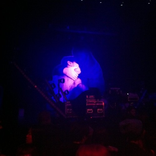 WRATH OF GOD. #crystalcastles (Taken with Instagram at Métropolis)