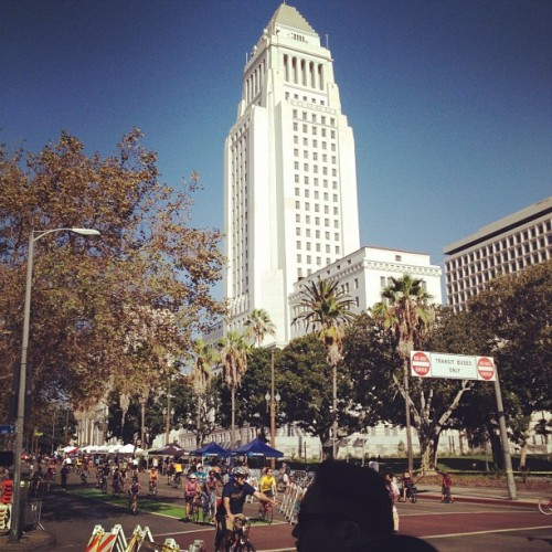 Ciclavia (Taken with Instagram)