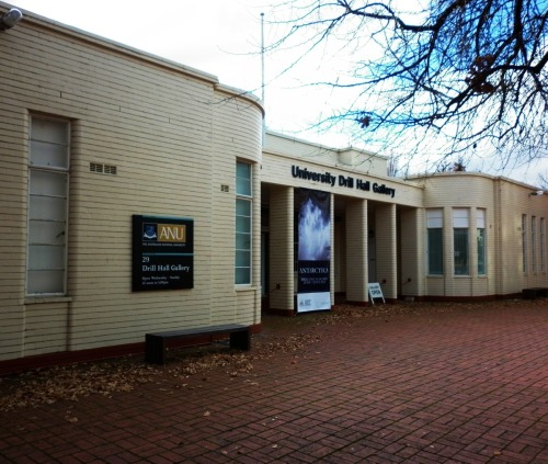 Drill hall gallery, Australian National University