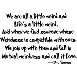 Dr. Seuss=Genius
