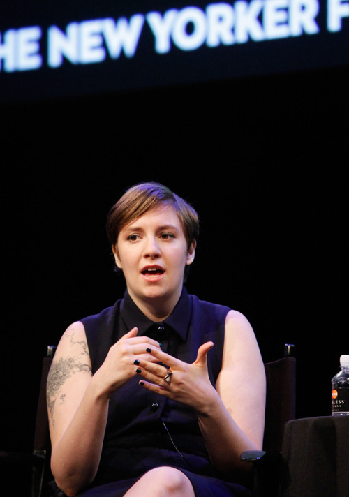 "jtes:   ""It's easy to forget that Dunham, notorious for dramatizing 20-something, Thought Catalog-esque problems, is also responsible for hiring, firing and managing a staff of employees. Yes, the painfully self-aware showrunner gets naked on TV a lot and tweets about mundane things like napping (repeatedly) and therapy (also repeatedly). But get past the oversharing humor and ""nepotism"" and you have a burgeoning mogul who's running a major coast-to-coast operation, overseeing a production that — just 12 episodes in — was nominated in the same Emmy categories as comedies with directors, writers and actors twice Dunham's age with twice her experience.""  I went to this Lena Dunham thing and then wrote this other thing."