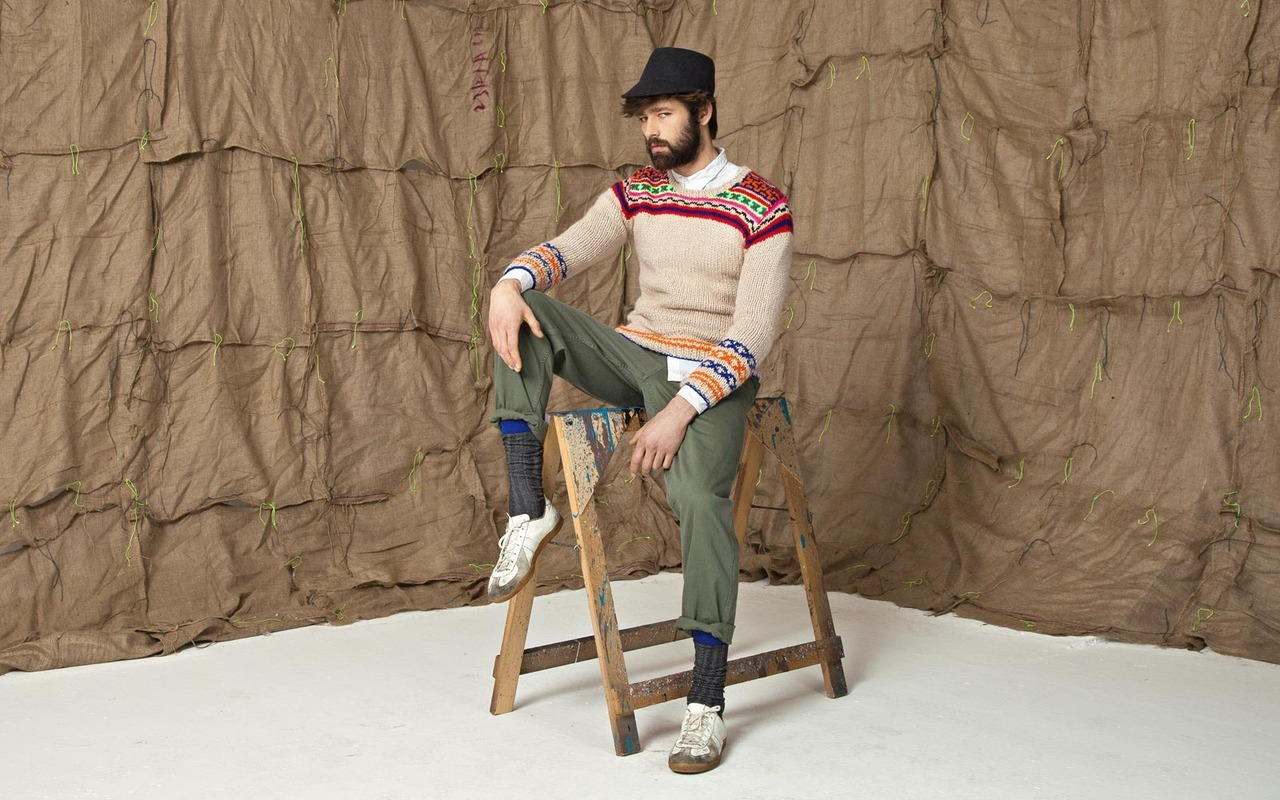zapatotenis:  Bellerose Lookbook, F/W 12.
