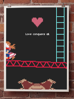 it8bit:  Love Conquers All Created by Laura Gomez