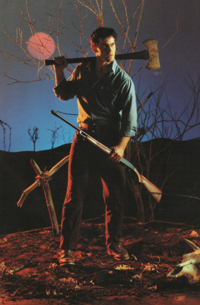 Bruce Campbell as Ashley