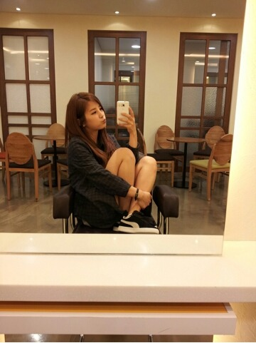 Photo: 121008 Apink Chorong Wagle Update