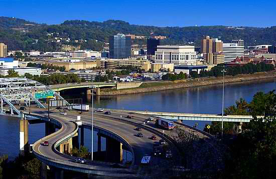 Charleston on my mind. Charleston calls!  (Charleston, West Virginia)