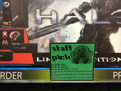 Halo 4 Tune… stuck… in… head… must… buy… game… - via reddit