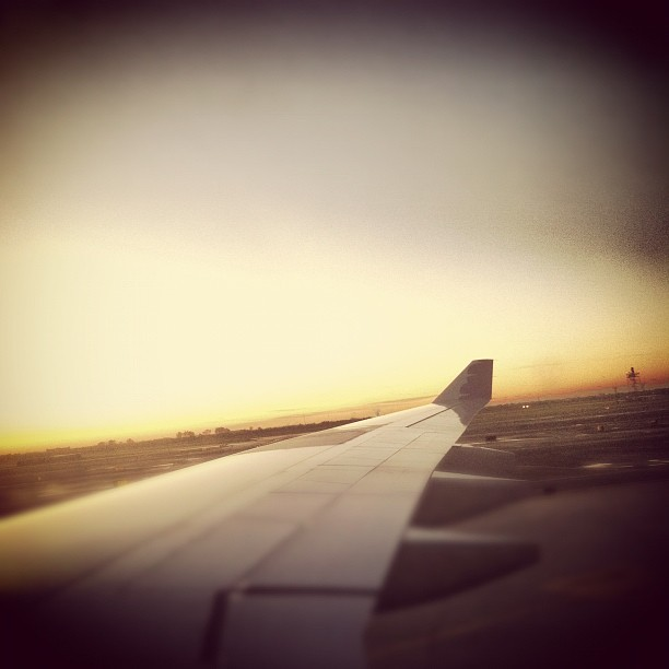 NYC #travel #beastabroad (Taken with Instagram at JFK International Airport)